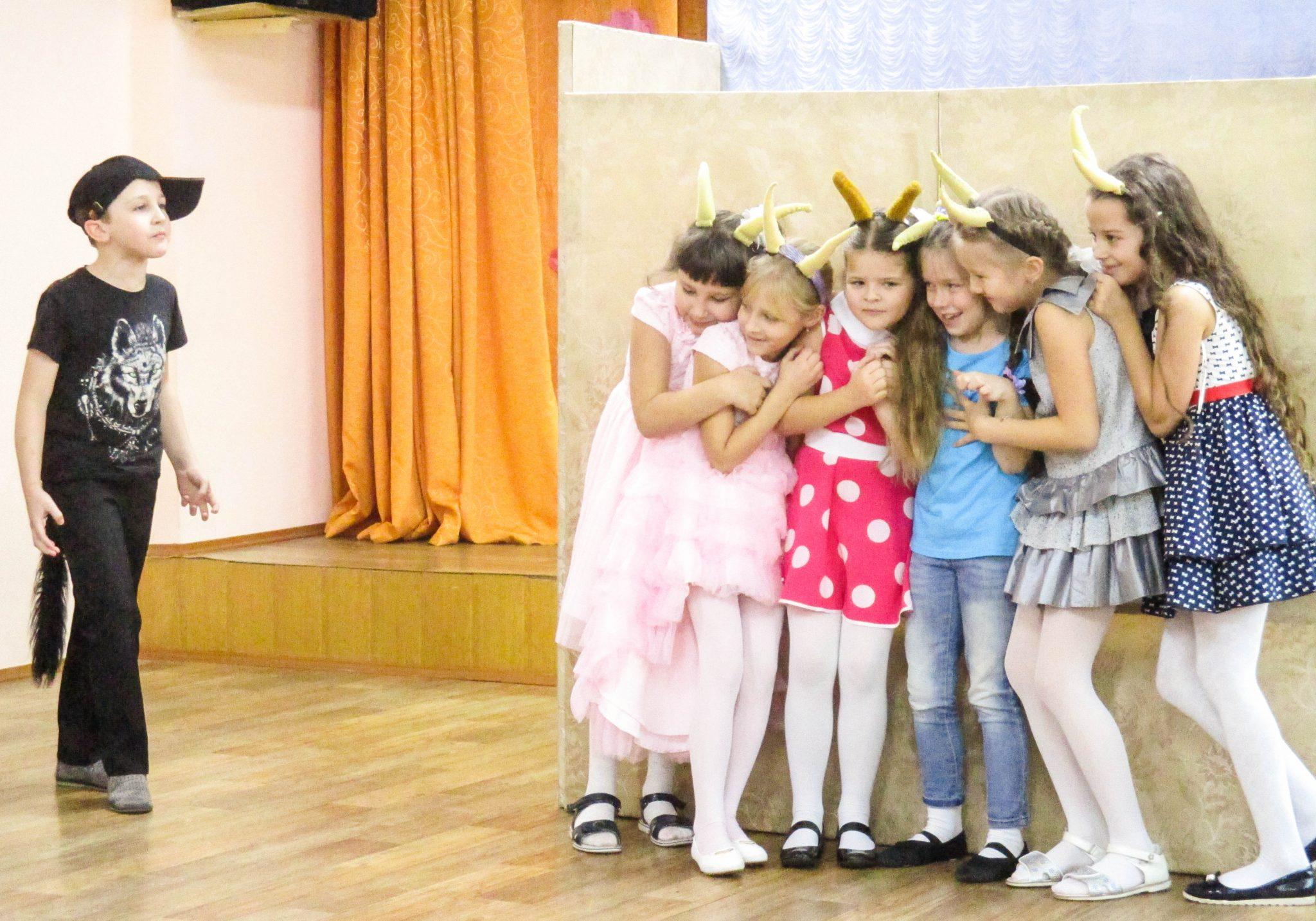 Сценарий детской программы передай добро по кругу